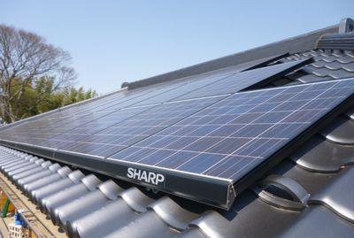 平成24年の住宅用太陽光発電システム導入支援補助金1