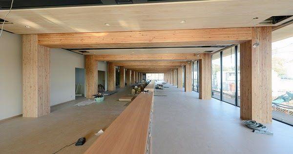 高層木造建築1